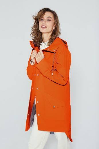 Ducktail Raincoat 89