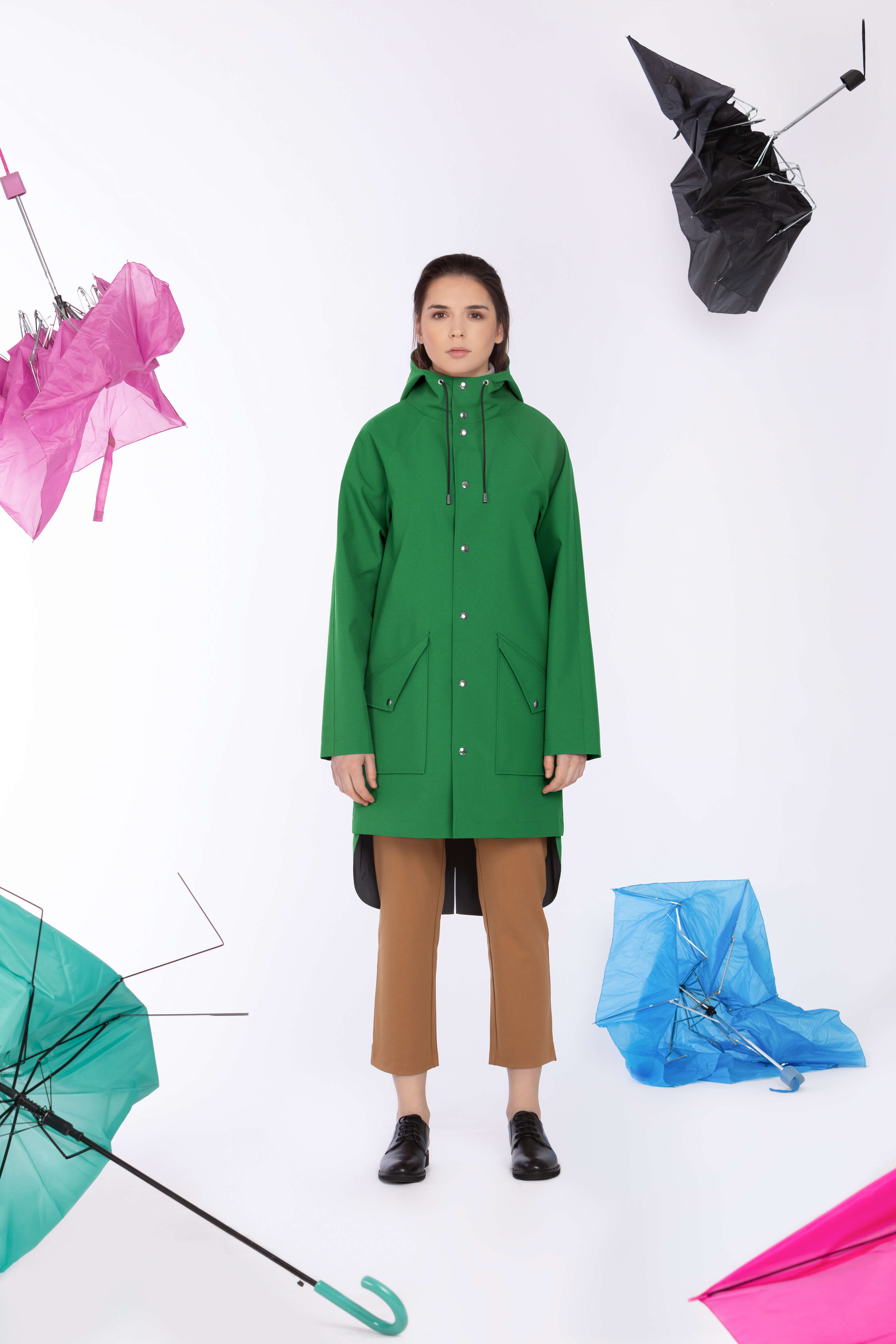 ducktail-session-woman-unisex-457 green