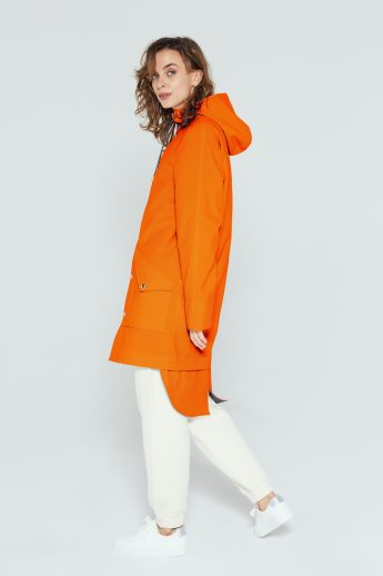 Ducktail Raincoat 81