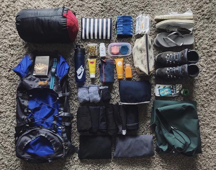 Travelling kit